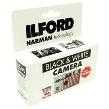 ILFORD B&w Single Use Camera With Xp2 Super Film ISO 400