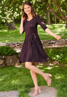 Womens Matilda Jane Moments with you Class Reunion Dress size L Large NWT