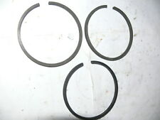 "ASSOCIATED 1 3/4 H. P. HIT & MISS 3 3/4"" x 1/4"" .050 OVER PISTON RINGS"