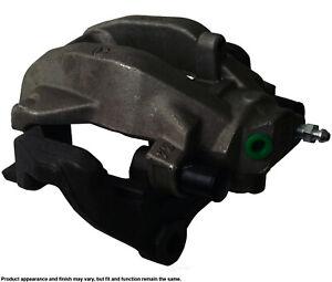 Disc Brake Caliper-Unloaded Caliper with bracket Rear-Right/Left Cardone Reman