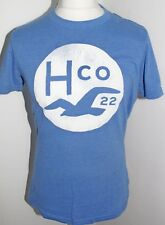 HOLLISTER Mens Blue T Shirt Size XL