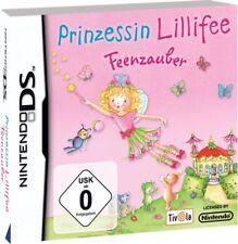 Prinzessin Lillifee Feenzauber für Nintendo DS 5060189090143 Kinder Spiel Neu