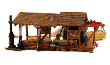 Buzz's Sawmill Woodland #BR5044 - THIS IS FULLY FACTORY ASSEMBLED READY TO PLACE