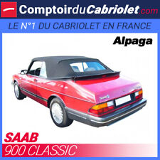Capote Saab 900 Classic cabriolet en Alpaga Twillfast® II