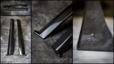 96-00 Honda Civic B Pilar Moldura Set 100% de fibra de carbono Raro ekr EK5 EK9 EK2 EK3