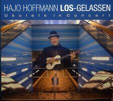 CD HAJO HOFFMANN - los-gelassen, ukulele in concert