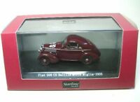 Fiat 508 CS Balilla No. 45 Mille Miglia 1935