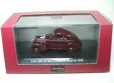 Fiat 508 CS Balilla N° 45 Mille Miglia 1935
