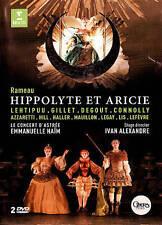 Hippolyte  Aricie (Opera National de Paris) (DVD, 2014, 2-Disc Set)