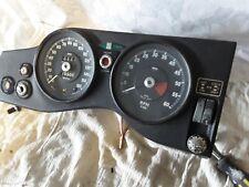 Jaguar XKE E-Type Left Dash Assembly