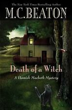 Death of a Witch (Hamish Macbeth Mysteries, No. 25)