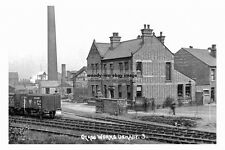 pt2070 - Denaby Glass Works , Yorkshire - photograph 6x4