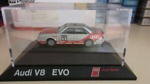 Herpa Audi V8 Evo Scale Ho 1:87