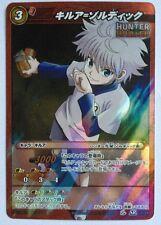 Hunter X Hunter Miracle Battle Carddass HH01 - 04 SR