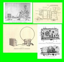 COLLECTION - RADIO INSTRUMENTATION ANTENNA TRASMISSIONI ESERCITO TELEFONO DVD
