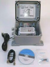 Symmetricom Microsemi 144-701-1AC Fiber Optic Tester 12V L1/L2 w/ Ortel 3111A