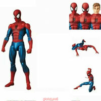 "6"" Spider-Man Comic Ver Action Figure Mafex MAF075 Medicom Toy IN BOX"