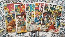 X-MEN (1991) 1 – 5 Lot and Wolverine (1988) COMICS LOT PLUS MORE NO RESERVE