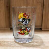 2000 McDonalds Walt Disney World Mickey Mouse Safari Glass Cup (Animal Kingdom)