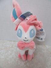 Pokemon Sylveon Plush Takara Tomy Stuffed Animal Doll Toy Japan Collectors