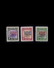 Vsm: Gronland 1945 Og Nh Po Sct # 19-21 $ 300 Lt # Vsagrnl1945N-G1