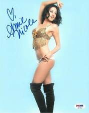 Amie Nicole Signed Authentic Autographed 8x10 Photo (PSA/DNA) #S67823