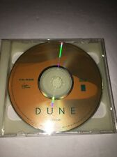 DUNE 1993 PC Virgin Games CD-ROM 386 IBM PC or compatible-TESTED-RARE SHIPS N 24