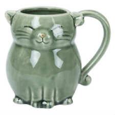 Boston Warehouse Stoneware Cat Coffee Mug
