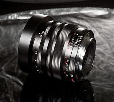 Voigtlander USA WARRANTY 40mm f/1.2 SE ver Nokton Sony FE mount Lens NEXT DAY