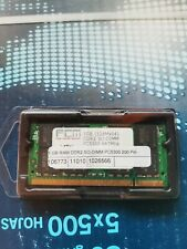 1gb RAM 667 mhz DDR2 portatil laptop módulo tarjeta