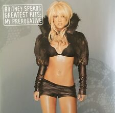 BRITNEY SPEARS Greatest Hits My Prerogative CD Brand New And Sealed