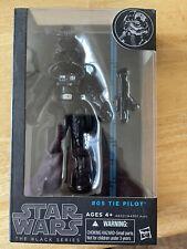 Star Wars Black Series #05 The Tie Pilot 2014 Hasbro Action Figure