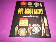 Boy Girl Scout 600 + Pocket & Hunting Knives Knife Book Mint
