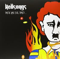 HELLSONGS - THESE ARE EVIL TIMES  VINYL LP + CD NEU
