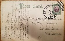 O) 1919 Spanish Antilles, Bartolome Maso Sc 239, From Caimani, Postal Card By Ro