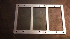 Aluminum hHH pickup surround for Tiger or other style Guitar