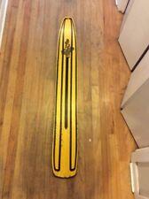 snurfer snowboard
