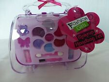 "Handbag Set. Pink !Child's ""REAL MAKEUP."""