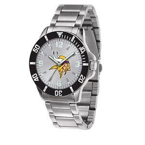 NFL Minnesota Vikings Sparo Key Mens Watch  Style# XWM2428  $68.90