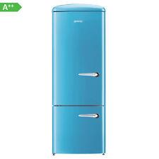 Gorenje RK60319OBL-L Retro Kühl-Gefrierkombination EEK A++ Kühlschrank Baby Blue