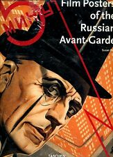 Book of 1920's Film Posters of the Soviet Avant-Garde