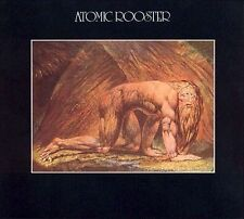 Atomic Rooster - Death Walks Behind You - Atomic Rooster CD 63VG The Fast Free