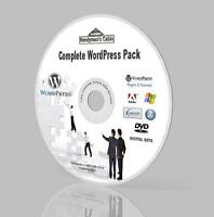 Complete WordPress Pack  - Thousands Quality Themes, Videos, Plugins and More!
