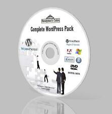 Completa Wordpress Pack-Miles Calidad Temas, Videos, Plugins Y Más!