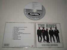THE HIVES/VENI VIDI VICIOUS(BURNING HEART/BHR 107)CD ALBUM