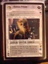 Star Wars CCG Reflections II Chewbacca, Protector NrMint-MINT SWCCG