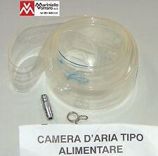 CAMERA D'ARIA (trasparente diam 130cm per alimenti ) PER GALLEGGIANTE PNEUMATICO