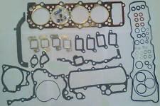 MITSUBISHI PAJERO SHOGUN DELICA CANTER  4M40 2.8TD 2.8 ENGINE & HEAD GASKET SET