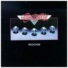 Rocks by Aerosmith CD, Aug-1993, Columbia Played Once!