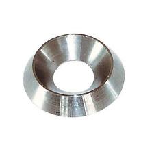 RONDELLE  CUVETTE  INOX  DECOLLTEE -  DIAMETRE NOMINAL 5 mm  LOT DE 5 PIECES